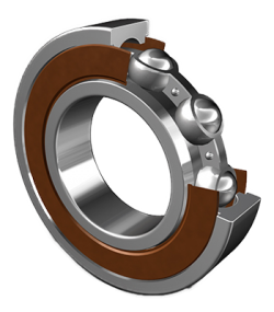 Radial contact ball  bearings