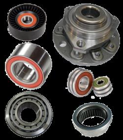 Import bearings (ISO)