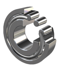 Tapered roller bearings metric dimensions