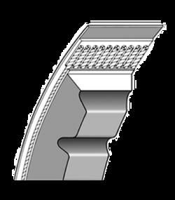 Ремні клинові AVX10 - 13